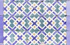 Broken ceramic tile Royalty Free Stock Photography