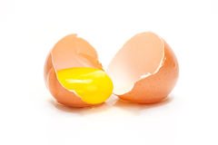 Free Broken Chicken Egg Stock Photo - 19204000