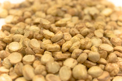 Broken Chickpeas Royalty Free Stock Image