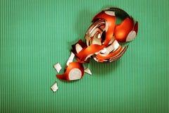 Free Broken Christmas Ball Royalty Free Stock Photo - 21147825