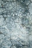 Broken concrete wall Stock Photo