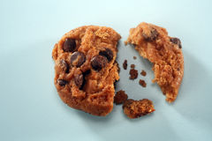 Broken Cookie Royalty Free Stock Photo