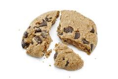 Broken cookies Royalty Free Stock Photo