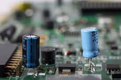 Broken detail on digital hardware Royalty Free Stock Photography