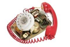 Broken Dial Phone Stock Photos
