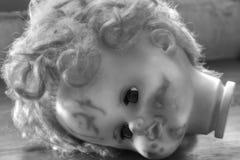 Broken doll Royalty Free Stock Photo