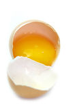 Broken egg Royalty Free Stock Photos