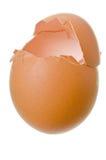Broken egg shell Stock Photo