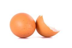 Broken Egg Shell Royalty Free Stock Images