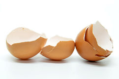 Broken egg shell Royalty Free Stock Image