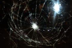 broken exponeringsglas Royaltyfri Foto