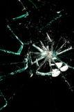 Broken exponeringsglas Royaltyfri Fotografi
