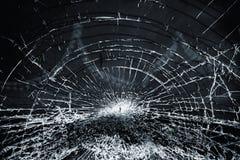 broken exponeringsglas Arkivbilder
