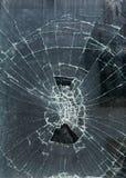 broken exponeringsglas Royaltyfria Bilder