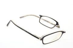 Broken eyeglasses Royalty Free Stock Photos