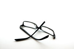 Broken eyewear Royalty Free Stock Photos