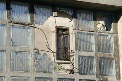 broken fönster Royaltyfria Foton