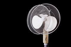 Broken fan Stock Photo
