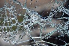 Broken glass 01 royalty free stock photography