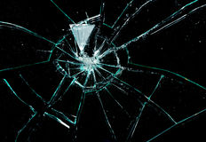 Free Broken Glass Royalty Free Stock Image - 16251526
