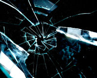 Free Broken Glass Royalty Free Stock Photos - 16251698