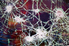 Free Broken Glass Stock Photography - 42647652