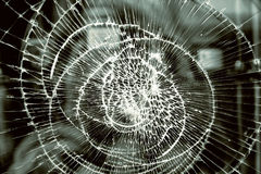 Broken glass abstract background Royalty Free Stock Images