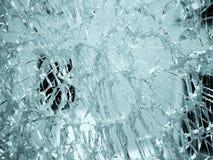 Broken glass background Royalty Free Stock Photo
