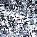 Broken glass background. 3d rendering broken glass background Stock Image