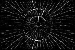 Broken glass on a black background. Vector illustration. Broken glass on a black background vector illustration royalty free illustration