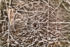 Broken Glass Grunge Layer - Inverse Royalty Free Stock Images