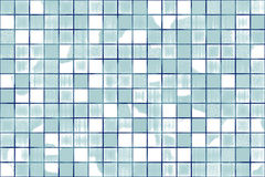 Broken glass mosaic Royalty Free Stock Images