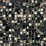 Broken glass mosaic Royalty Free Stock Photos