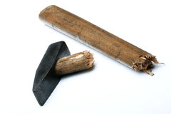 Broken hammer Royalty Free Stock Images