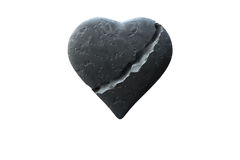 Broken Heart Stock Images