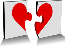 Free Broken Heart Stock Photography - 47982