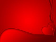 Broken Heart background. Abstract background with broken heart Royalty Free Stock Photo
