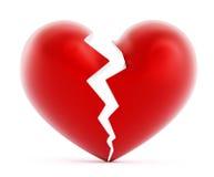 Broken heart Stock Photos