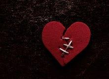 Broken hearted royalty free stock photos