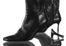 Broken heel Royalty Free Stock Images