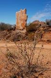 Broken Hill, Sculpture Symposium, Australia Stock Images