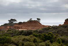 Broken Hill in Torrey Pines State Park Stock Photo