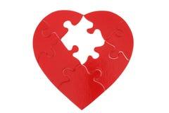 broken hjärta Royaltyfria Foton