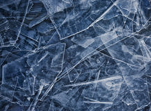 Broken ice Royalty Free Stock Image