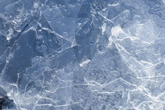 Broken Ice background Royalty Free Stock Photos