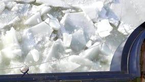 Broken Ice stock video