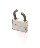 The broken lock. Padlock which is broken. Padlock which is broken Royalty Free Stock Images
