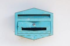 Broken mailbox Stock Photo