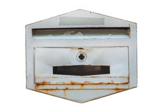 Broken mailbox Stock Images