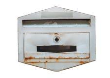 Broken mailbox Stock Images
